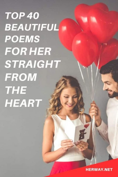Her amazing poems for TOUCHING HEARTS: