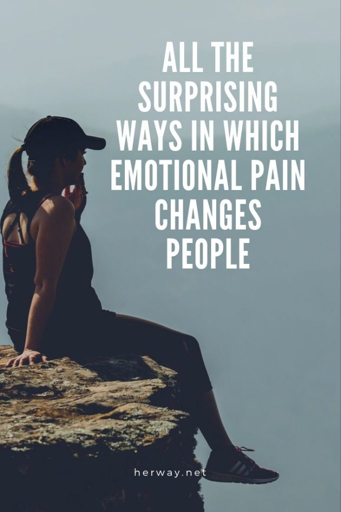 All The Surprising Ways In Which Emotional Pain Changes People