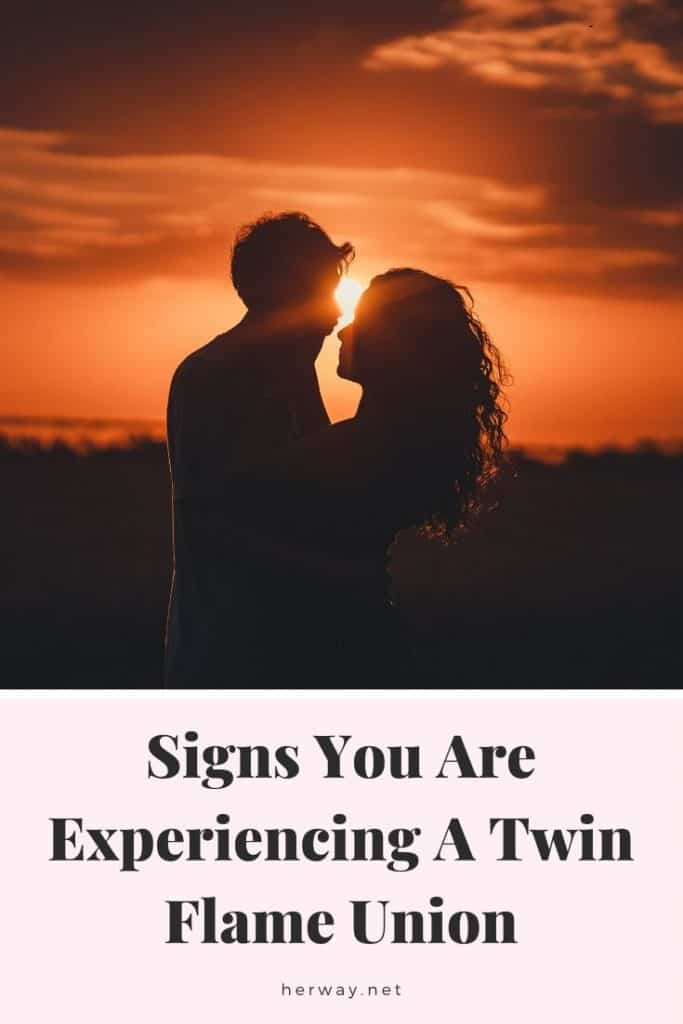 Signs You Are Experiencing A Twin Flame Union