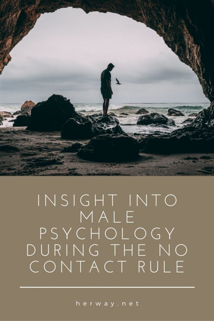 Insight Into Male Psychology During The No Contact Rule
