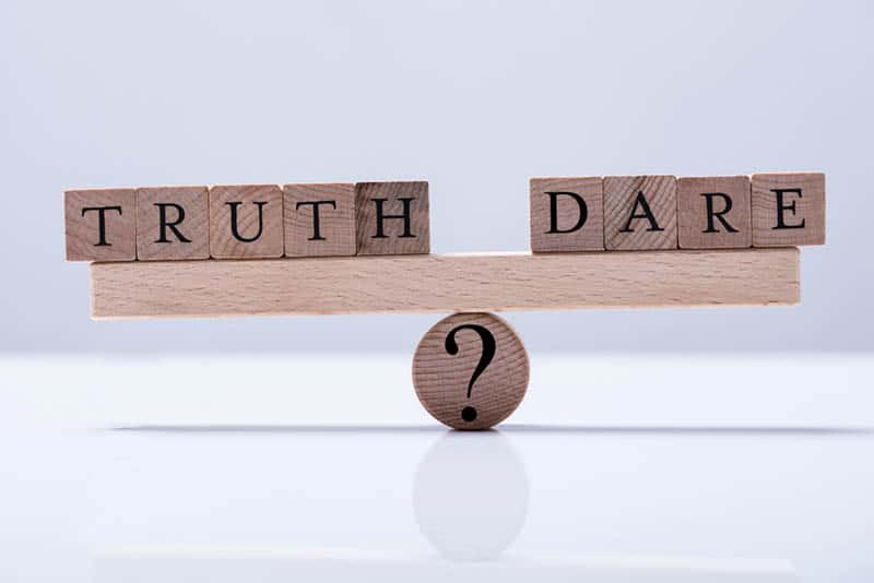 truth or dare on dice