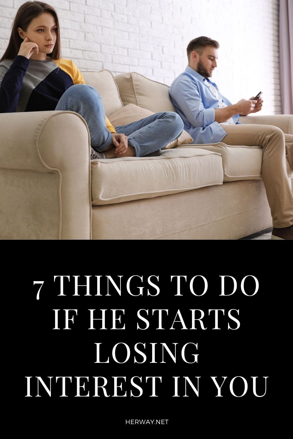 7 Things To Do If He Starts Losing Interest In You