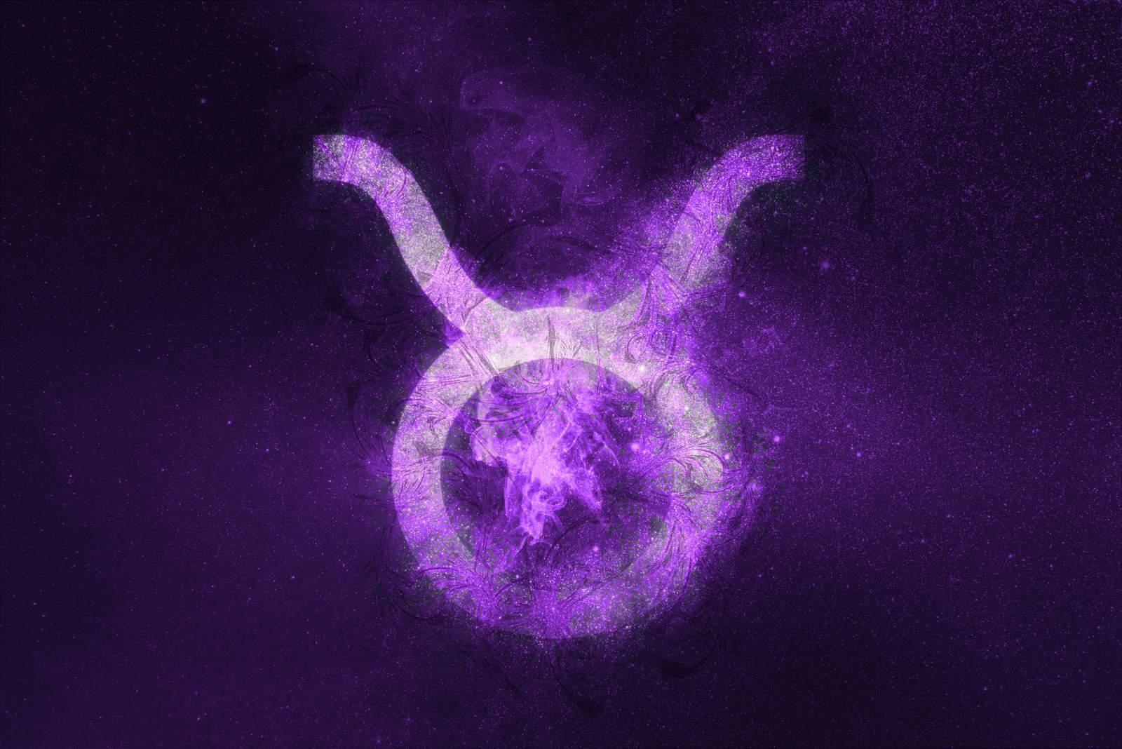 Zodiac sign of Taurus