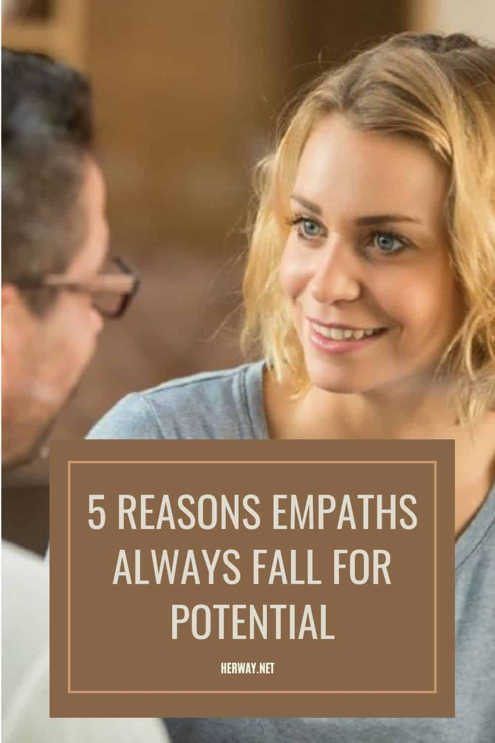 5 Reasons Empaths Always Fall For Potential pinterest