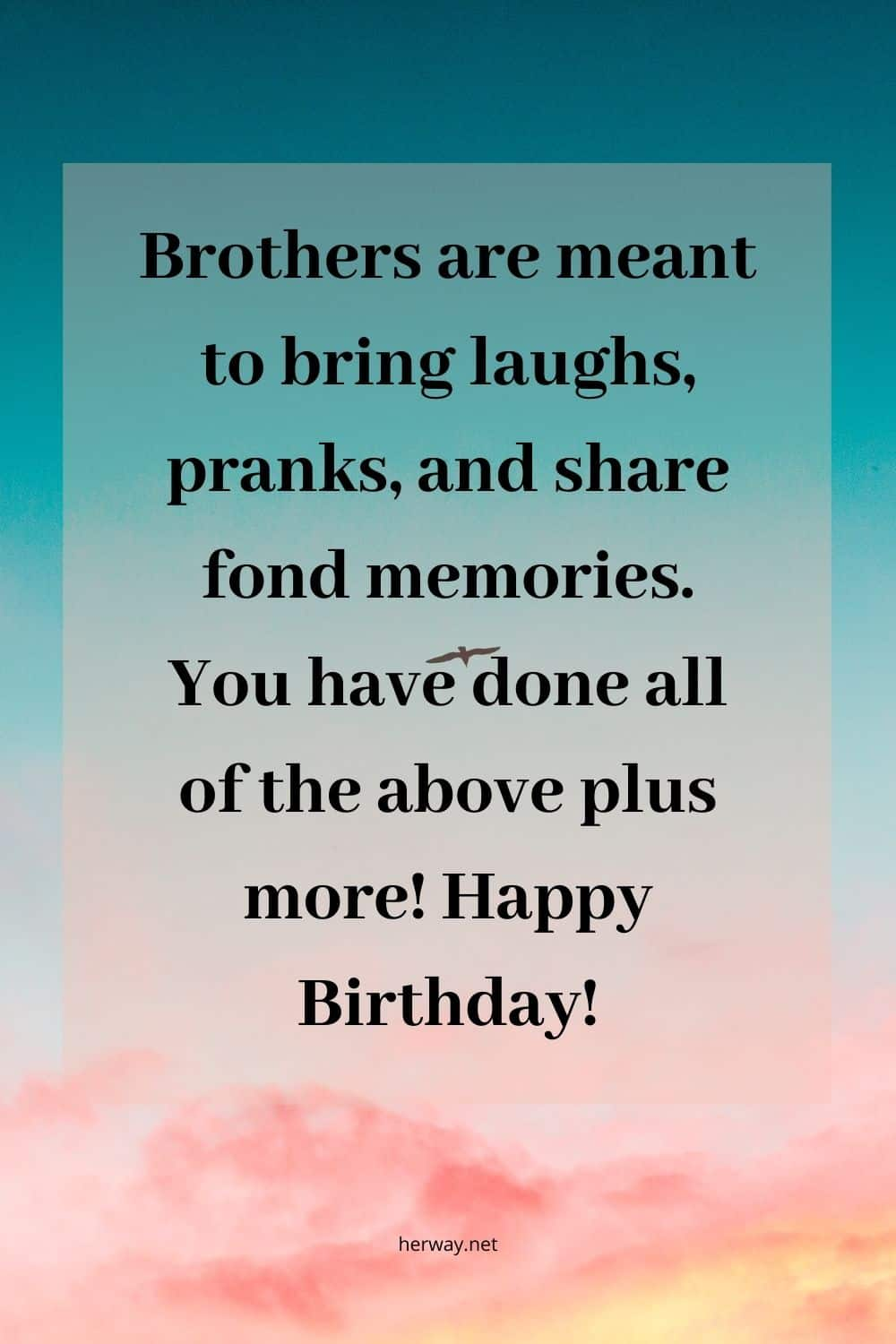 Birthday Wishes For Brother 150+ Wishes For His Special Day