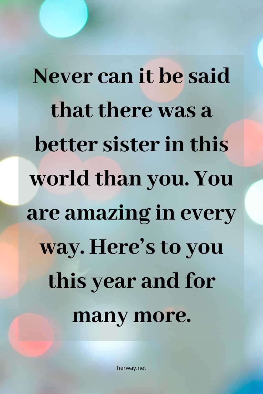 Birthday Wishes For Sister 170 Lines To Show Your Appreciation