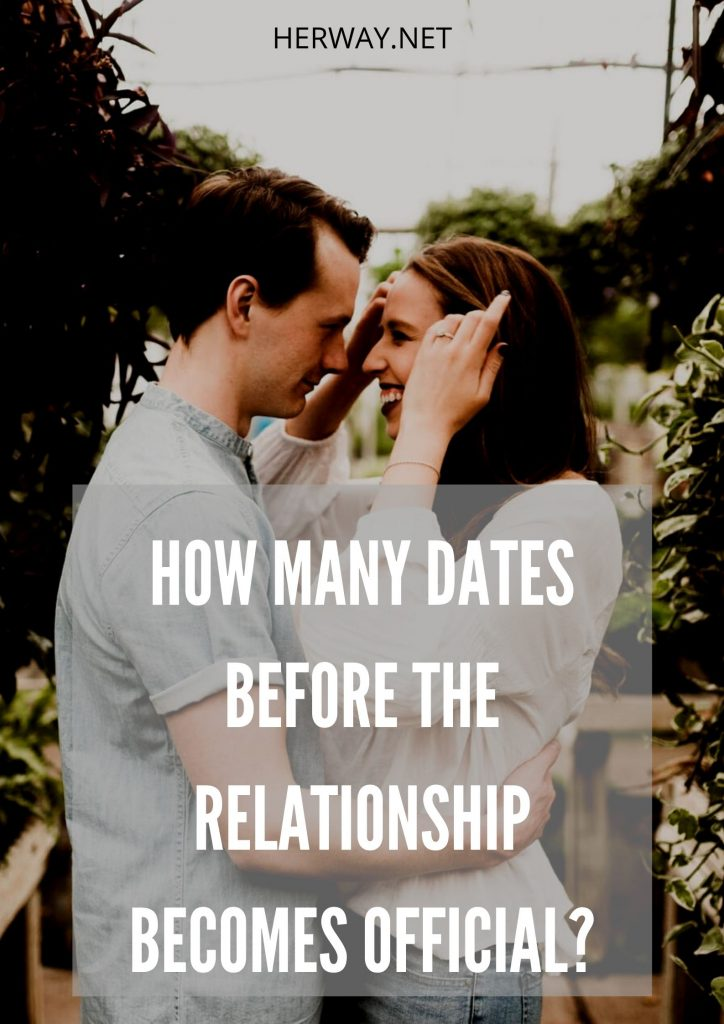 How Many Dates Before The Relationship Becomes Official?