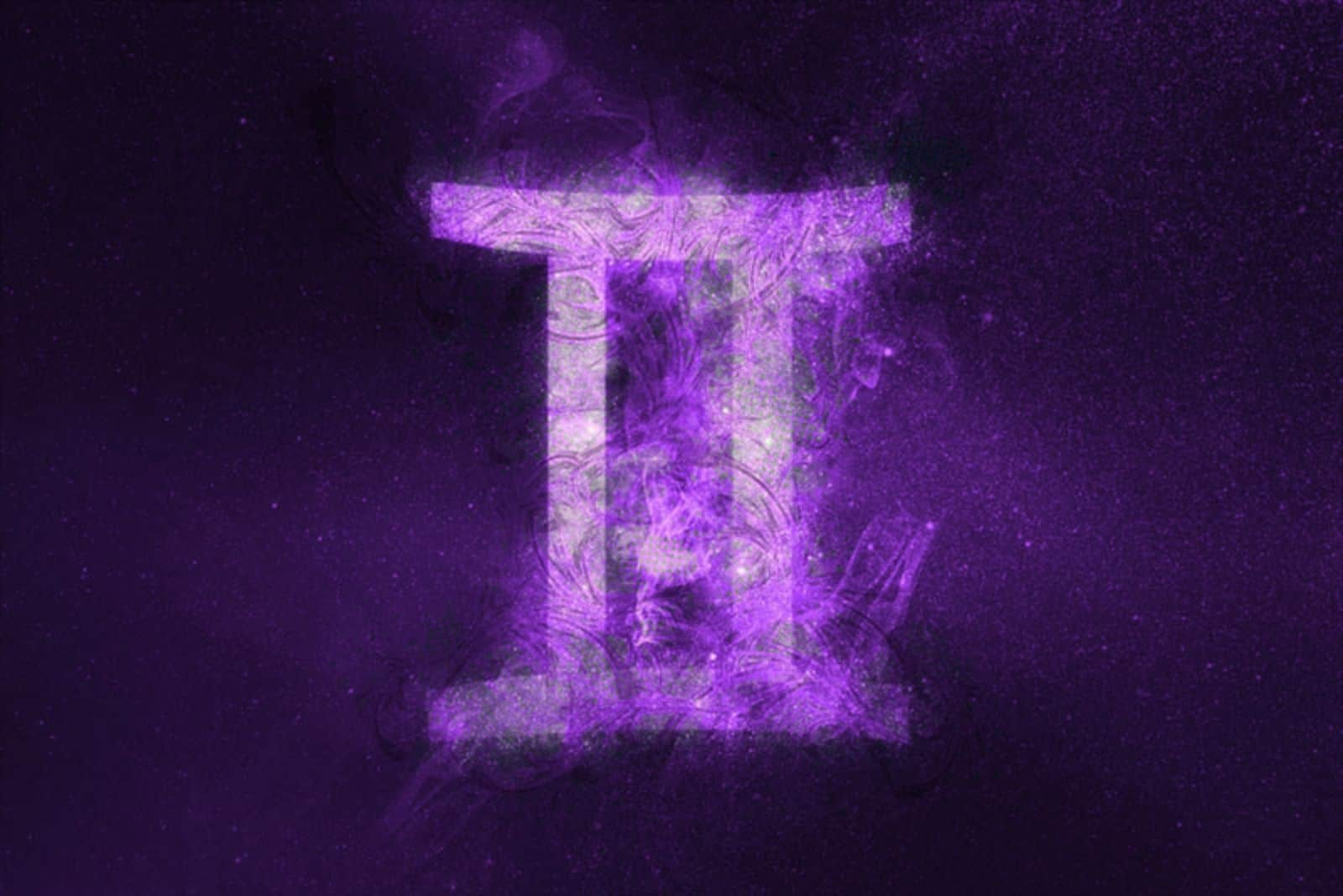 Zodiac sign of Gemini