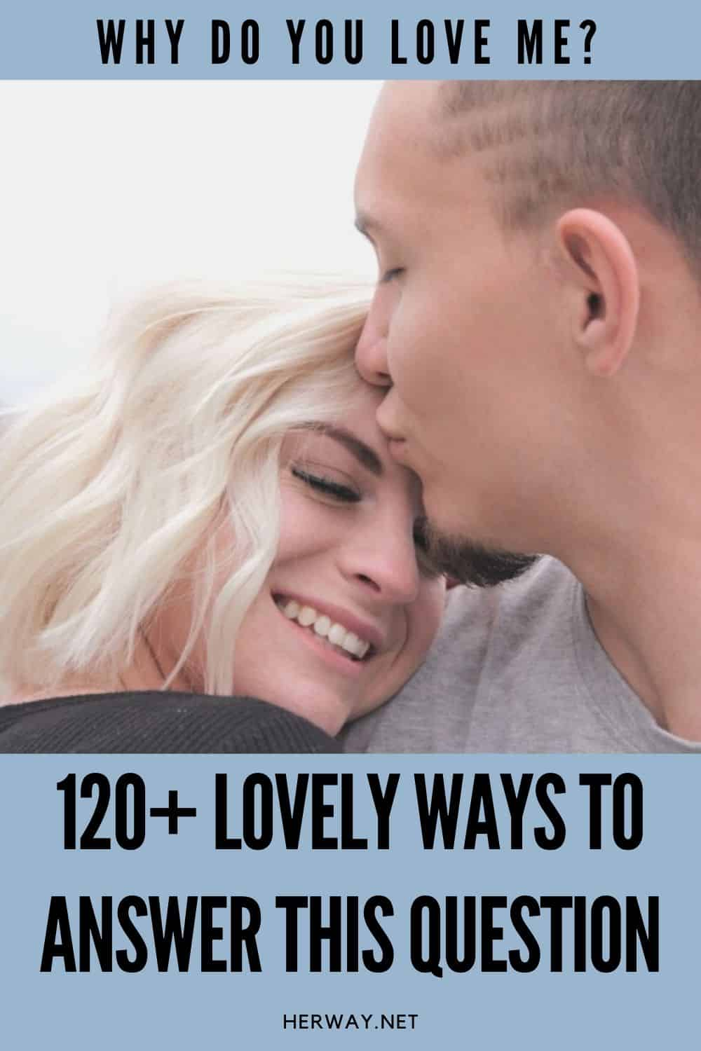 Why Do You Love Me? 120+ Lovely Ways To Answer This Question pinterest
