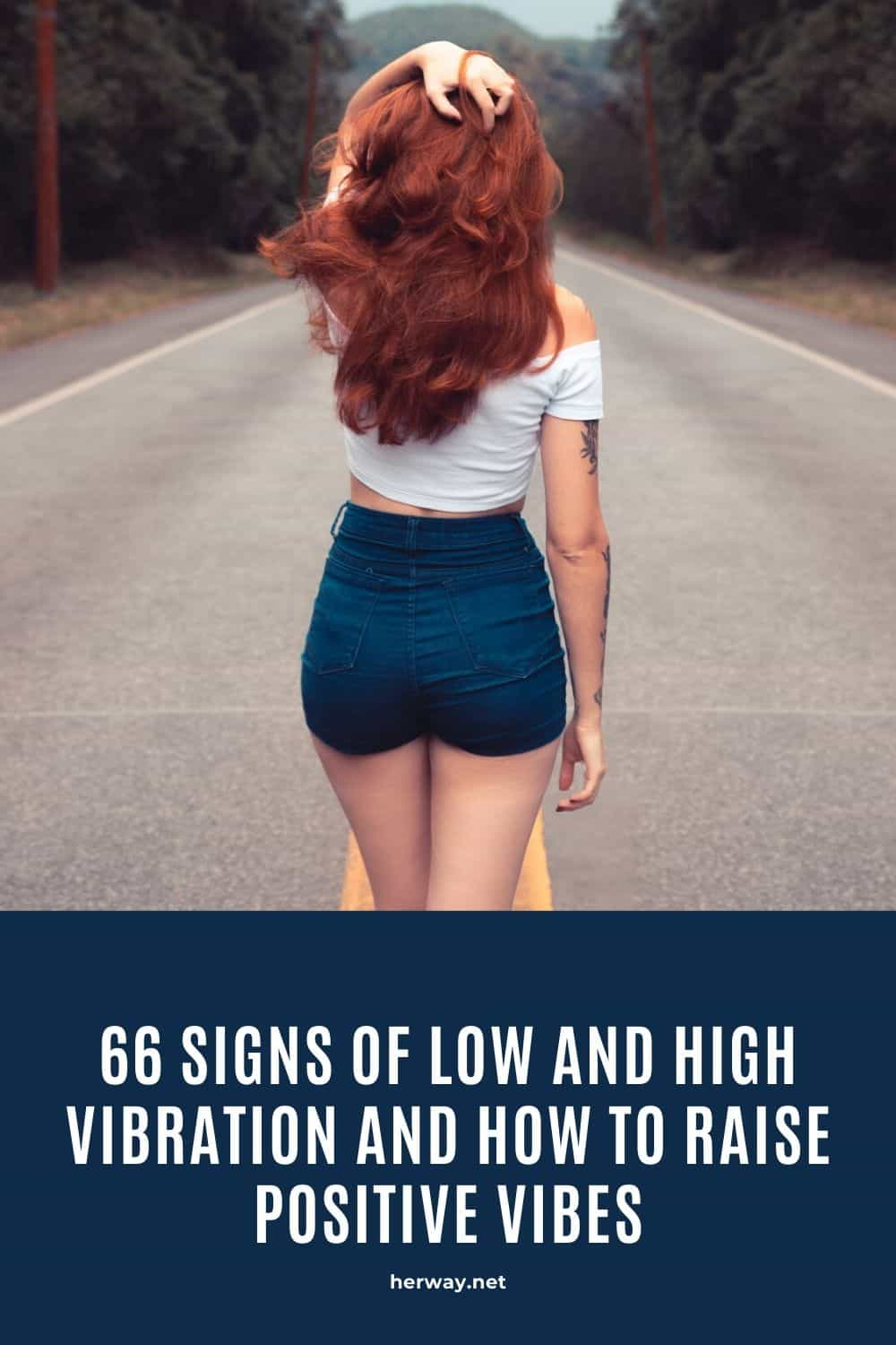 66 Signs Of Low And High Vibration And How To Raise Positive Vibes