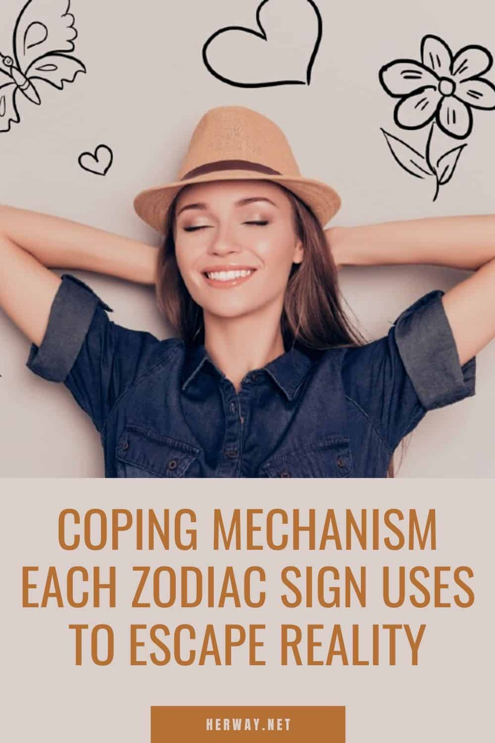 Coping Mechanism Each Zodiac Sign Uses To Escape Reality
