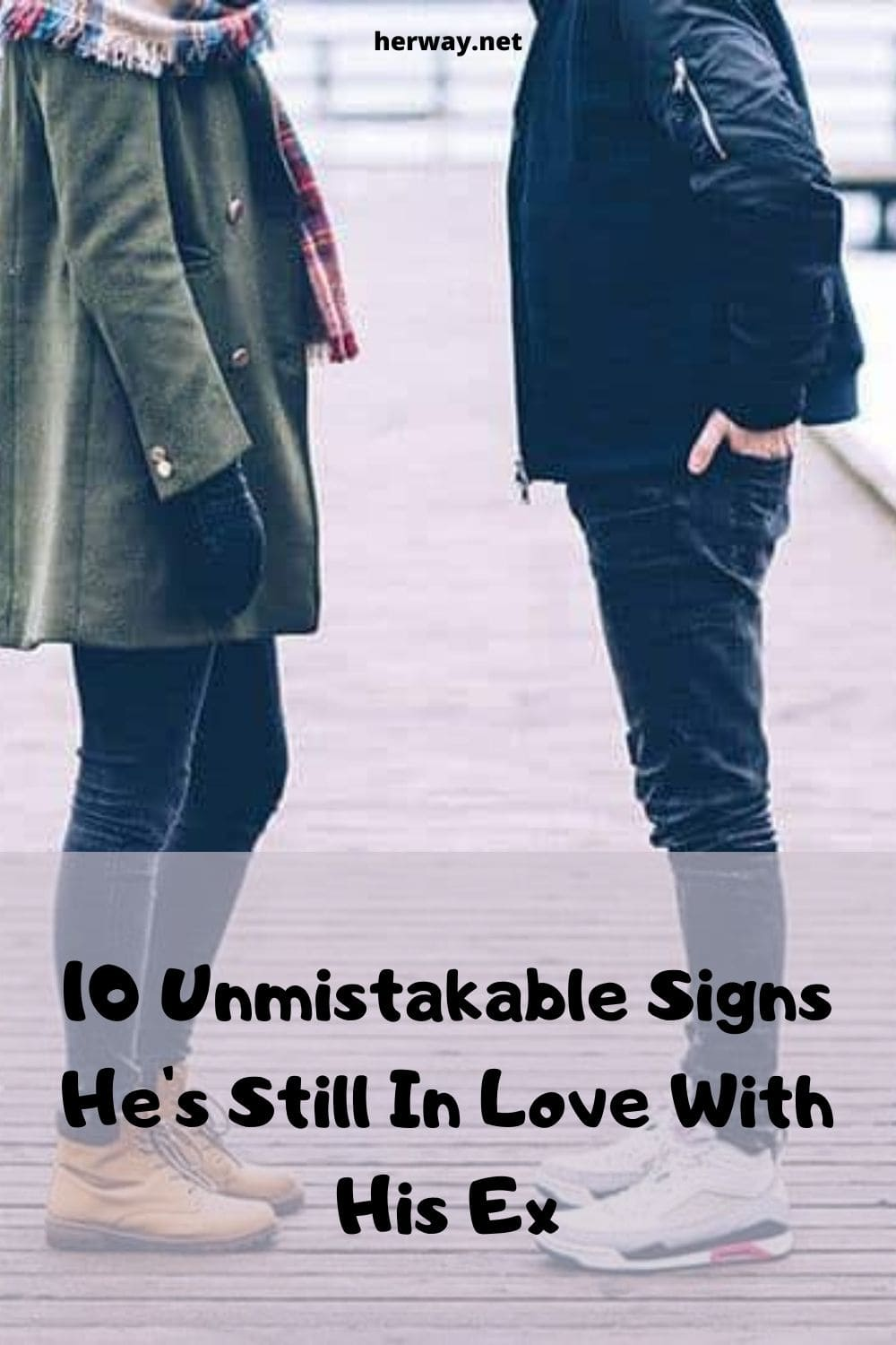 10 Unmistakable Signs He's Still In Love With His Ex