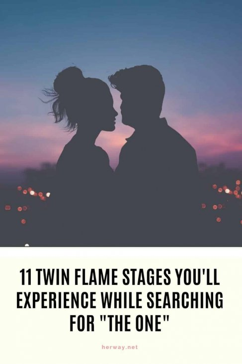 Stage twin flame testing The Stages