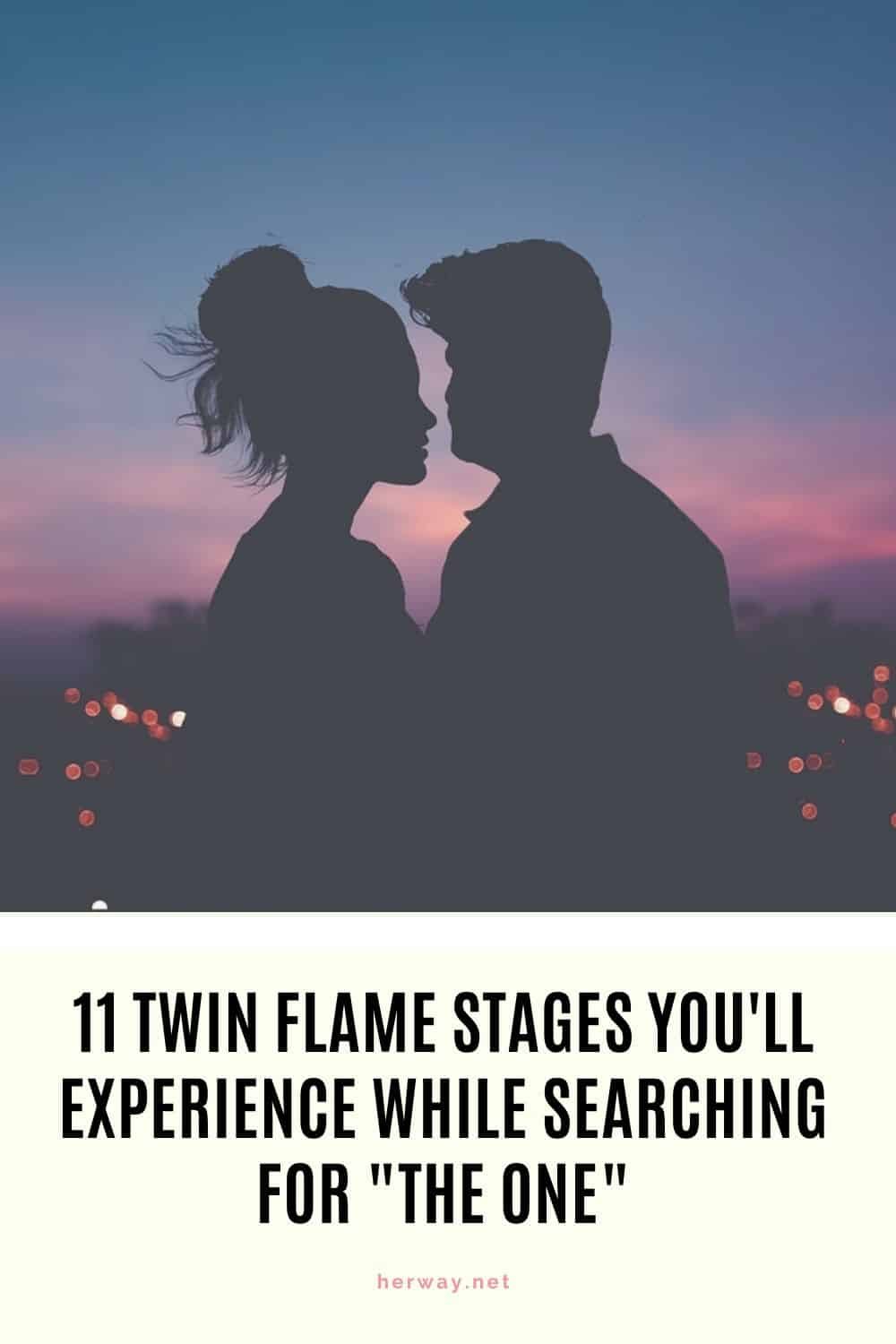 """11 Twin Flame Stages You'll Experience While Searching For """"The One"""""""