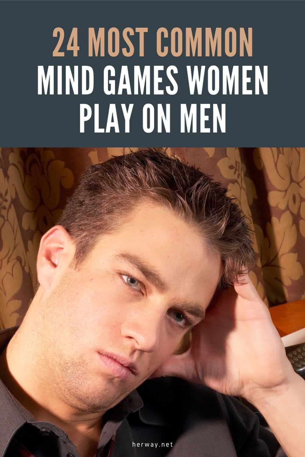 24 Most Common Mind Games Women Play On Men