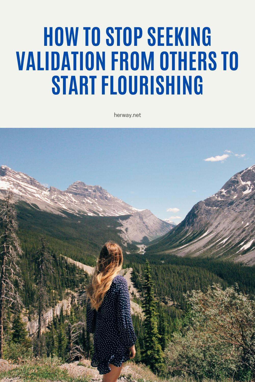 How To Stop Seeking Validation From Others To Start Flourishing