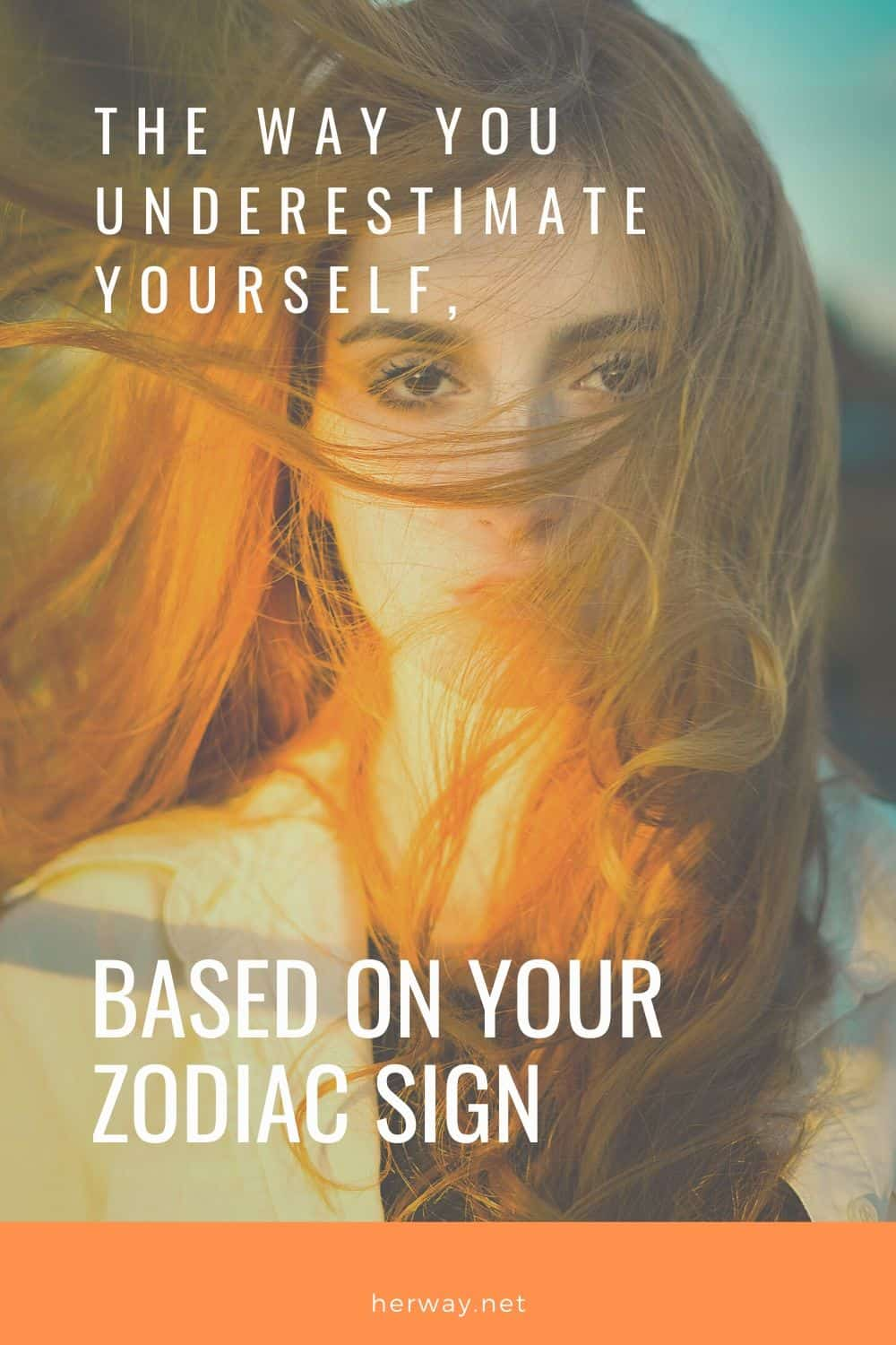 The Way You Underestimate Yourself, Based On Your Zodiac Sign