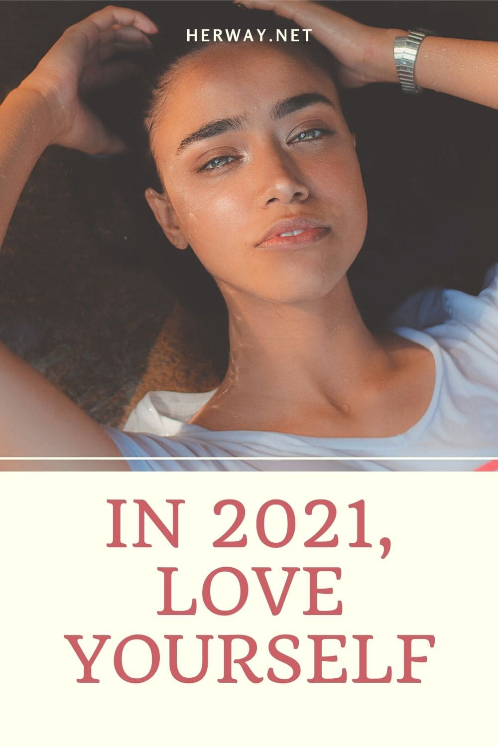 In 2021, Love Yourself