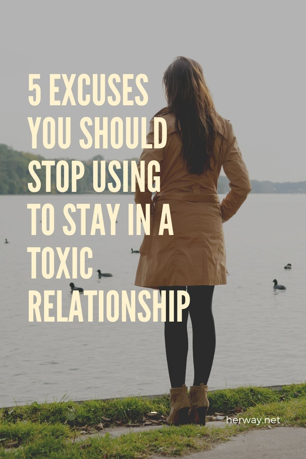 5 Excuses You Should Stop Using To Stay In A Toxic Relationship