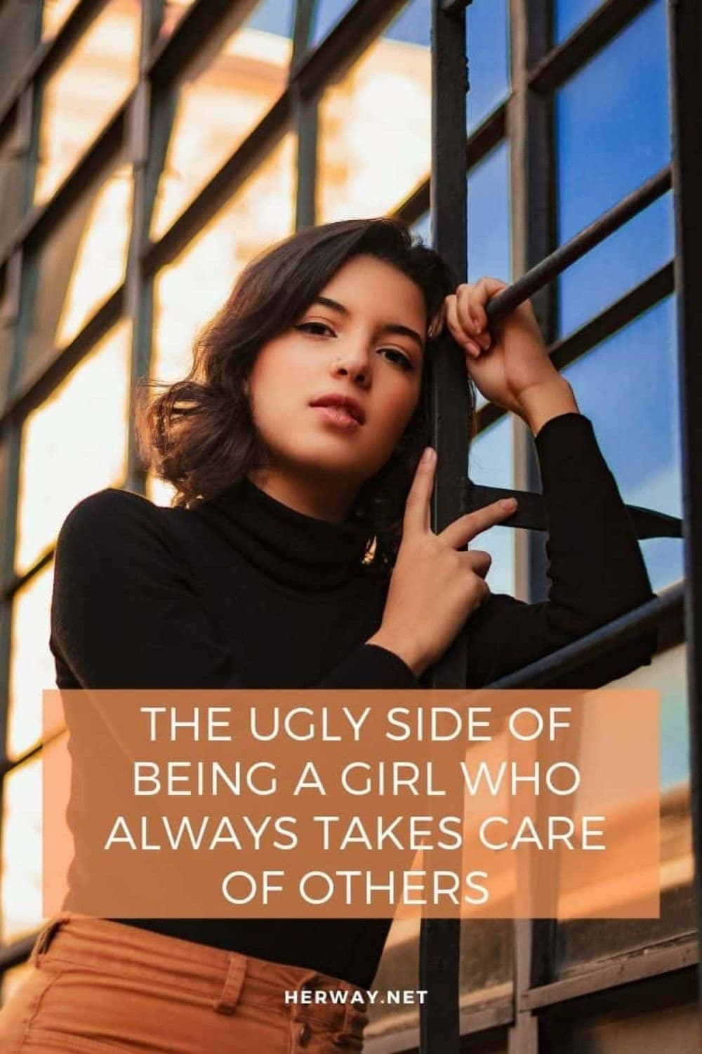 The Ugly Side Of Being A Girl Who Always Takes Care Of Others