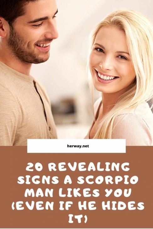 Wants you man signs a scorpio 10 Real